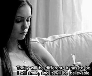 smile, quote, and the vampire diaries image
