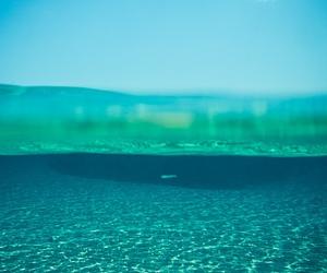 water, sea, and ocean image