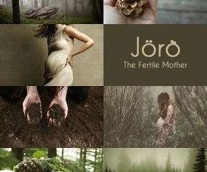 jord and norse mythology image