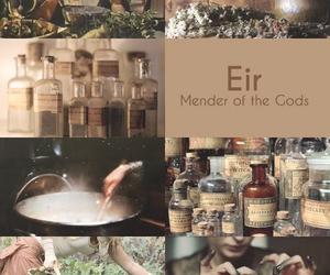 eir and norse mythology image