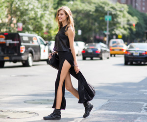 fashion, style, and josephine skriver image
