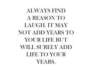 quotes, laugh, and life image