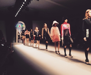 fashion, mode, and london image