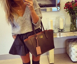 bag, fashion, and love image