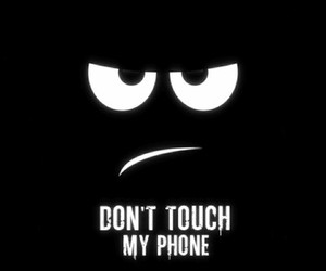 phone, touch, and wallpaper image