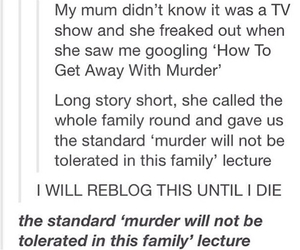 family, funny, and mum image