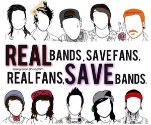 bands, sleeping with sirens, and bring me the horizon image