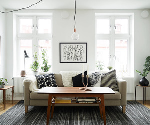 decor, interiors, and living room image
