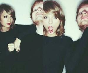 Taylor Swift, ed sheeran, and taylorswift image