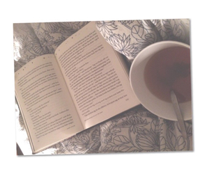 books, cosy, and harry potter image