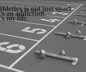 athletics, f, and sport image