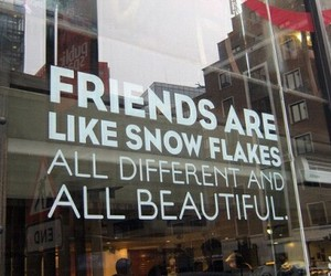 friends, quote, and different image