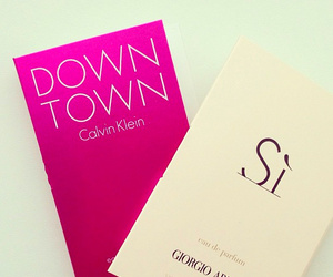 Calvin Klein, pink, and lotions image