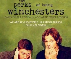 book, supernatural, and winchesters image