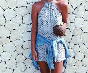 fashion, summer, and tan image