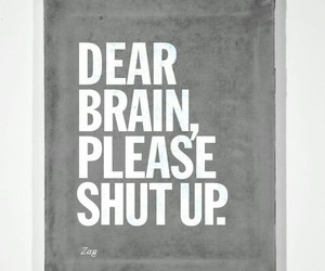 brain, quotes, and life image
