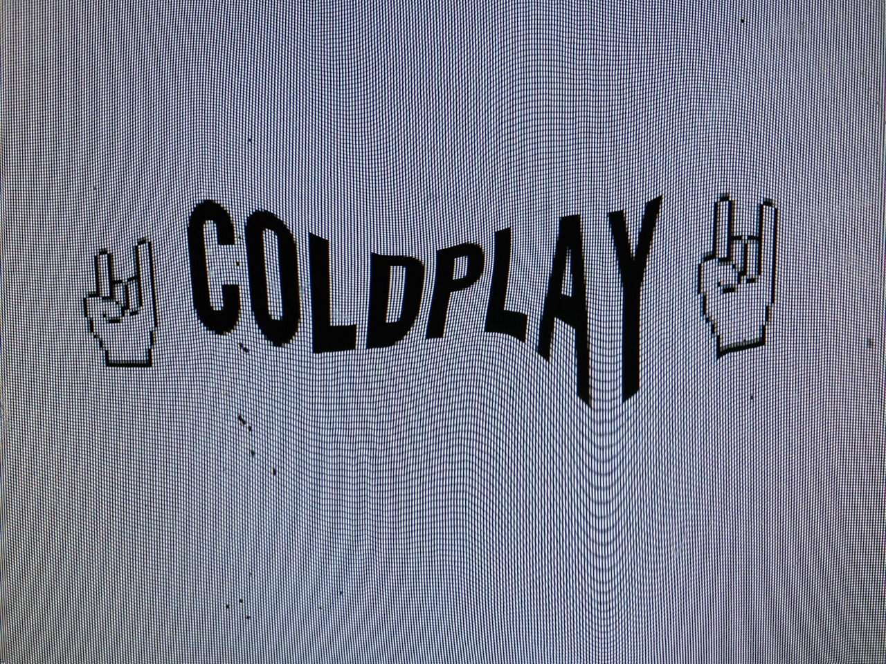 coldplay, damn, and trippy image