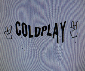coldplay, computer, and cursor image