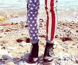 usa, america, and pants image