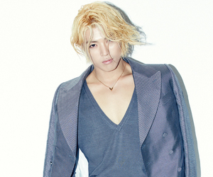Elle, suit, and kangnam image