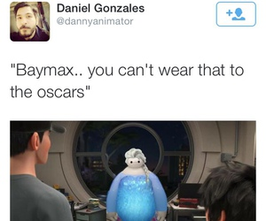 baymax, frozen, and funny image