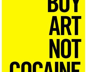art and cocaine image