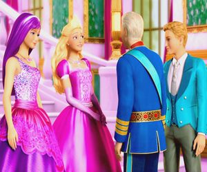 2012, barbie, and family image