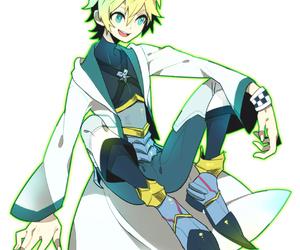 anime, kingdom hearts, and ventus image