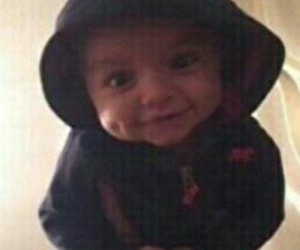 baby, dimples, and smile image