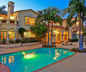 dreamhouse, home, and luxury image