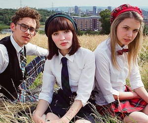 emily browning, god help the girl, and hannah murray image