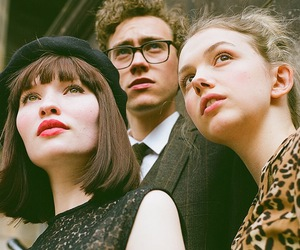god help the girl, hannah murray, and emily browning image