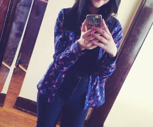 clothing, floral, and me image