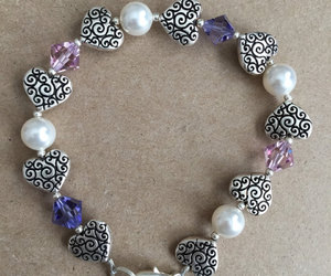 bracelet, jewelry, and sterling silver image