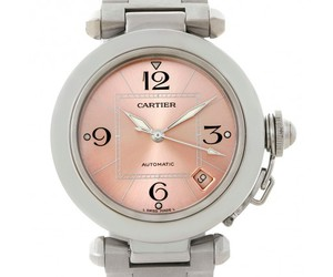 cartier, luxury watches, and pre-owned watch image