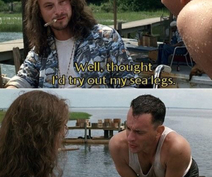 forrest gump, movie, and funny image