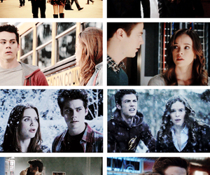teen wolf and the flash image