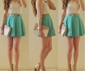 blusa, bolso, and outfit image