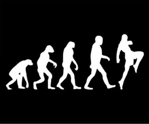 evolution and zombies image