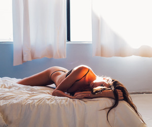 morning and sexy image