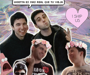 Collage, youtubers, and willyrex image