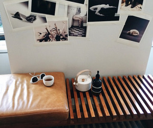 coffee, room, and photos image