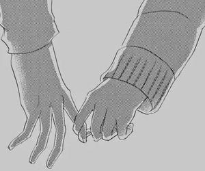 hands, anime, and manga image