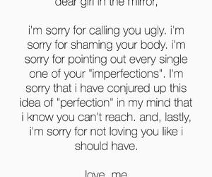 amazing, girl, and reflection image