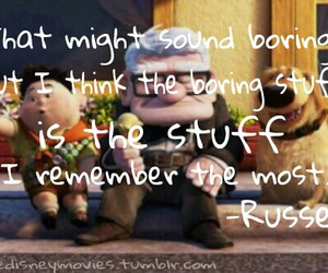 disney, quotes, and russel image