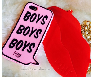 grunge, pink, and iphonecase image