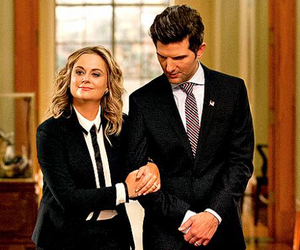 NBC, leslie knope, and ben wyatt image