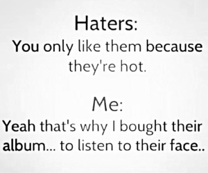 album and haters image