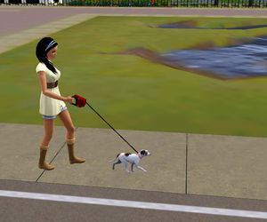 pets, sims, and sims 3 image