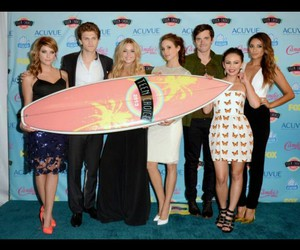 pretty little liars and teen choice 2013 image